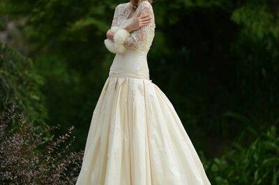 Catherine Varnier : des robes de mariée élégantes, sophistiquées et sur mesure