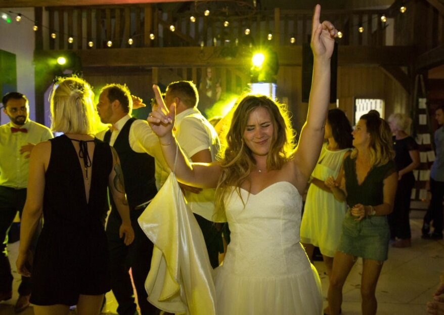 Ce que les invités retiendront probablement le plus de votre mariage : son ambiance