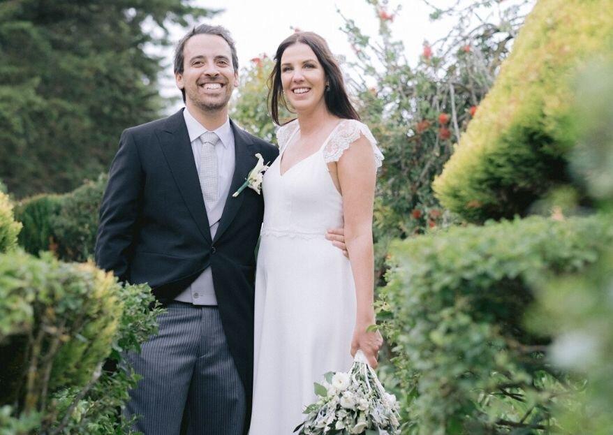 """Claudia & Victor: uma história de amor """"ainda com muitas páginas por abrir""""..."""