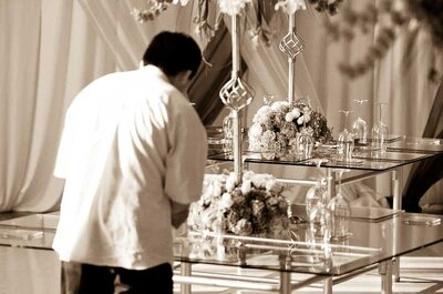 Todo lo que necesitas para tu boda, con la ayuda del wedding planner ¡ideal para ti!