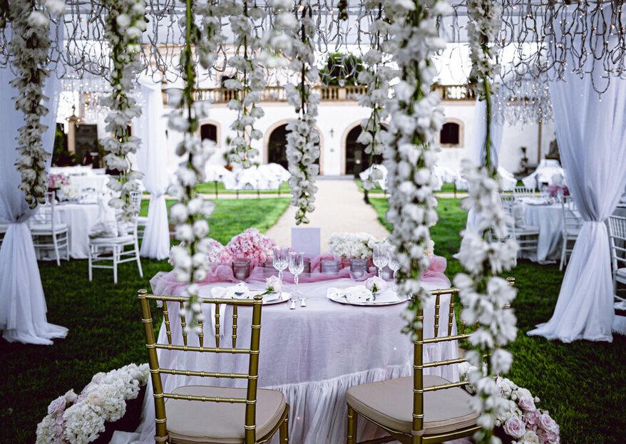 Le vostre nozze su misura con il talento di Rita Mineo Wedding & Design Solutions!