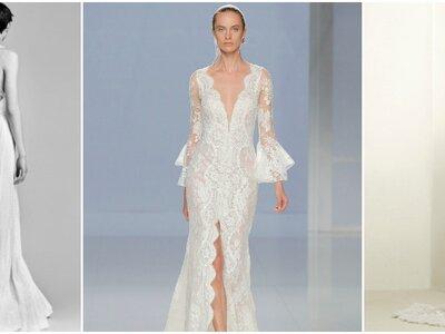 Les plus belles robes de mariée coupe sirène à couper le souffle !