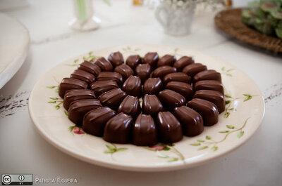 Delícias sabor chocolate no seu casamento