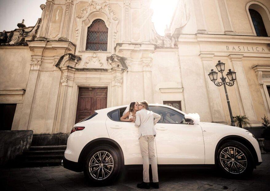 Un turbinio di emozioni nel giorno delle nozze, la fotografia ricordo più intensa è tra queste...