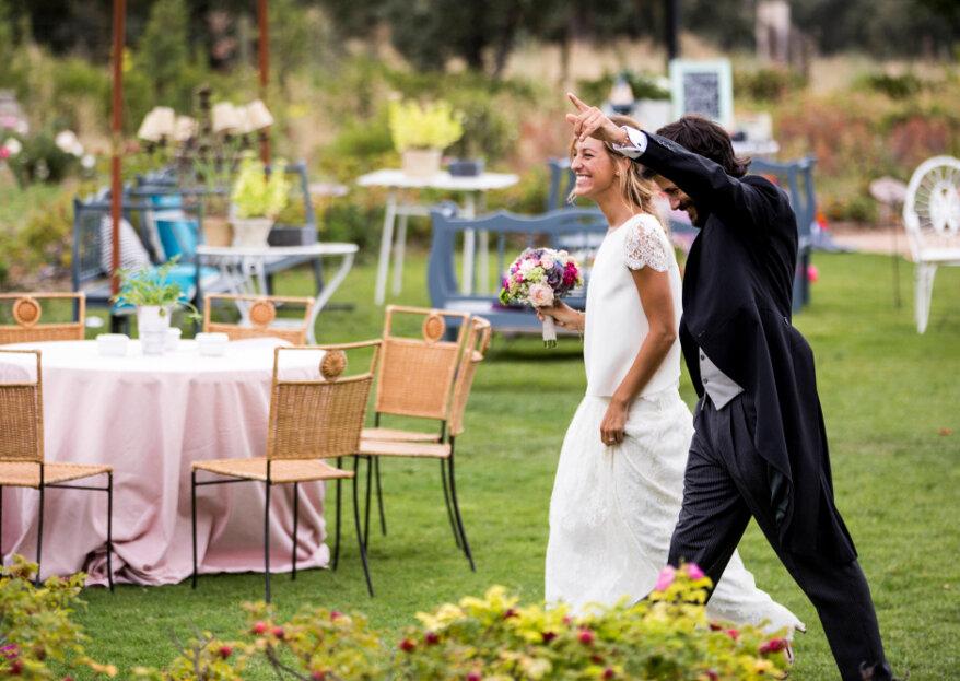Las 7 ideas más originales para el menú de la boda: ¡sorprende a tus invitados!