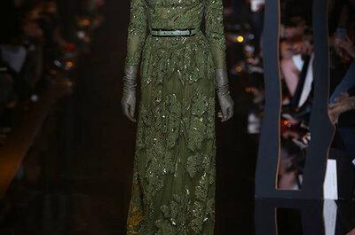 Descubre los diseños más espectaculares de la Paris Fashion Week 2015/2016