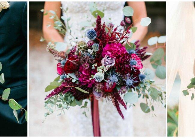 Wildblumen Im Brautstrauss Wie Ihnen Die Natur Ein Wundervolles