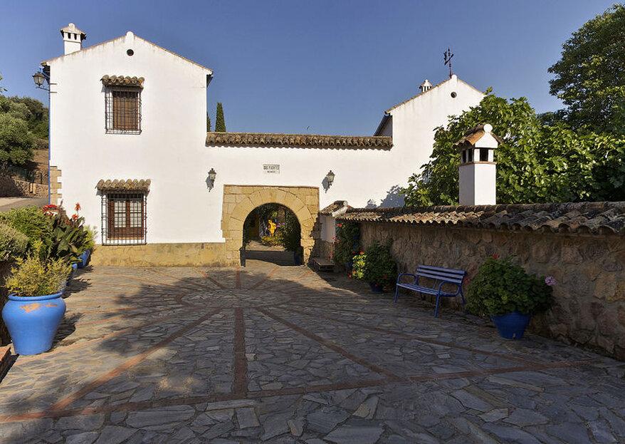 Cortijo Dos Fuentes, la mejor opción para vuestra boda andaluza