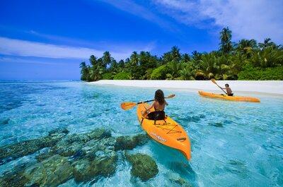 Los mejores combinados para Maldivas en tu viaje de novios
