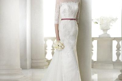 Brautkleider 2015 für sehr dünne Frauen!