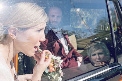 Un oeil, une émotion : Votre mariage à travers les yeux de la talentueuse photographe Ernestine et sa famille