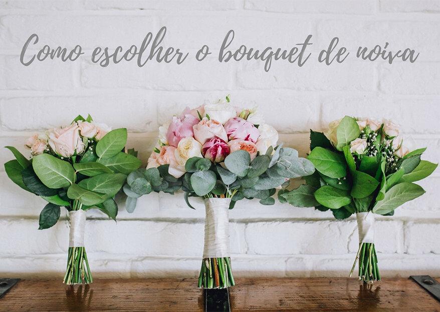 Como escolher o bouquet de noiva em 5 passos