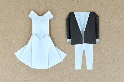 Sztuka wycinania papieru, czyli papierowe dekoracje i ozdoby na Twój ślub!