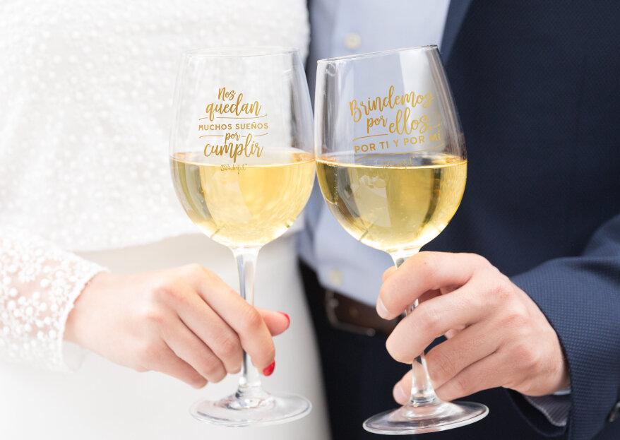 8 detalles de Mr Wonderful que querrás tener en tu boda