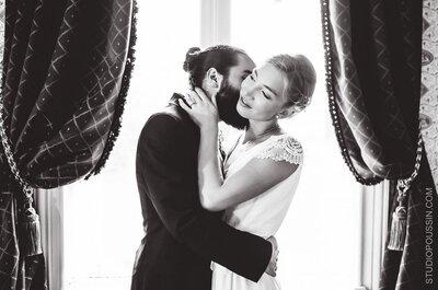 Des photographes de mariage phénoménaux en Normandie !