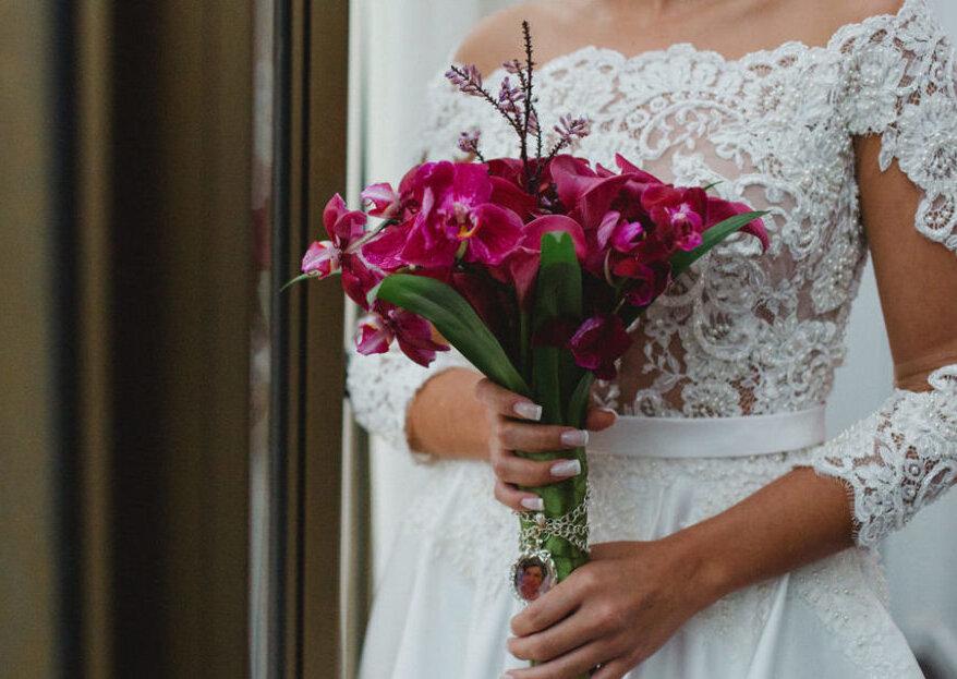 Em busca do vestido de noiva perfeito? Inspire-se nos modelos produzidos pelas principais grifes do país