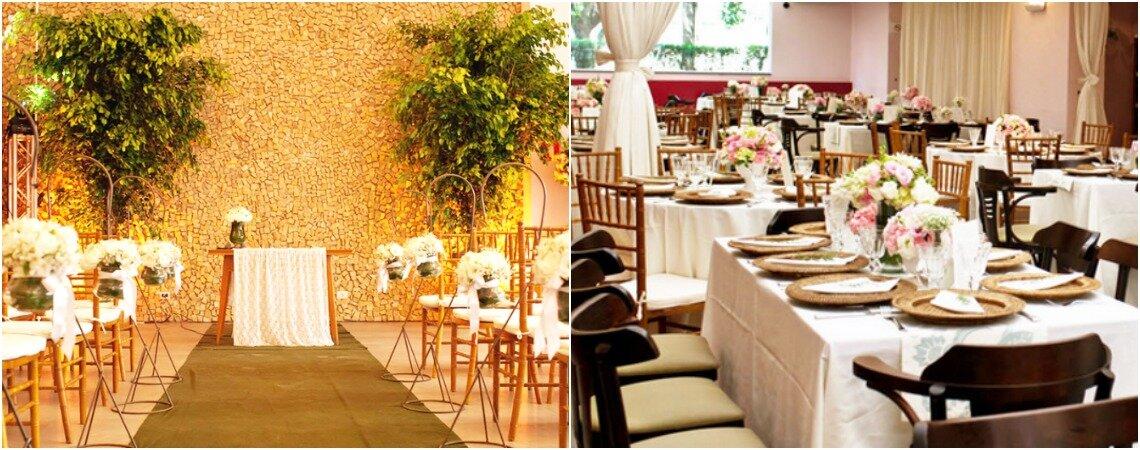 Quer unir o útil ao agradável? Conheça todas as vantagens de casar em um restaurante de alta gastronomia!