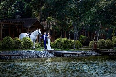 Тест-драйв свадьбы вашей мечты  в загородном клубе ARTILAND!