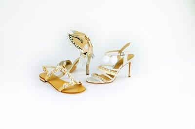 Dis moi oui : la nouvelle collection de chaussures de mariage signée Cosmoparis !