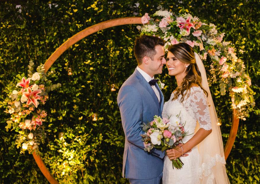 Casamento romântico de Manuela & Bruno: celebração linda registrada através do olhar de Sebastian Gemino