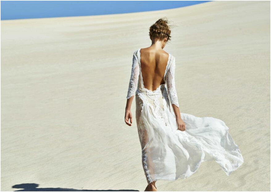 Vestido De Novia Para Boda En La Playa 5 Consejos Para Escogerlo E Impresionar Al