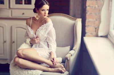 Cómo elegir la lencería de matrimonio. ¡Consejos para una compra perfecta!