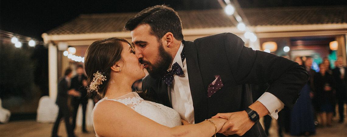 Un día perfecto imposible de olvidar: así fue la boda de Alexandra y Ramón