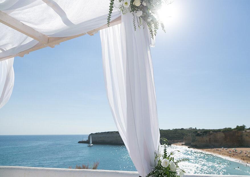Miniguia para casar no Algarve: descubra tudo o que precisa para um casamento de sonho!