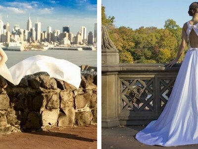 Attention all NYC Brides: Discover the new Jude Jowilson Collection and Showroom