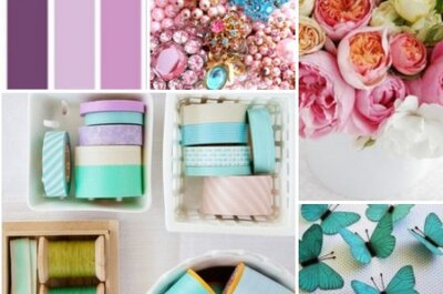 How to begin planning your 2016 Bohemian style wedding