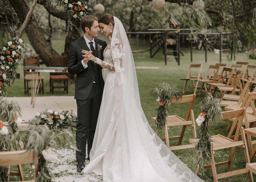 Bestial: ideal para una boda inolvidable e inspirada sólo en ti