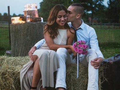 Styled Shoot: Bohemian Wedding