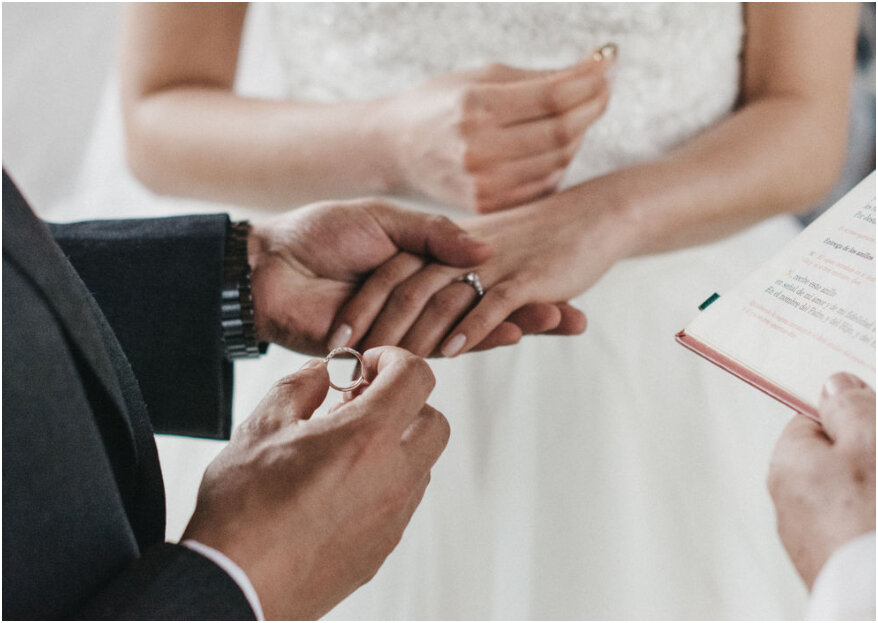 ¿En qué mano van el anillo de compromiso y la argolla? Lo que dice la tradición