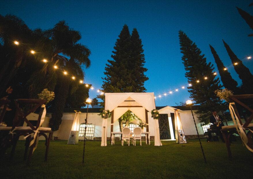 Terraza Gavilanes: una terraza espectacular con todas las comodidades para su boda