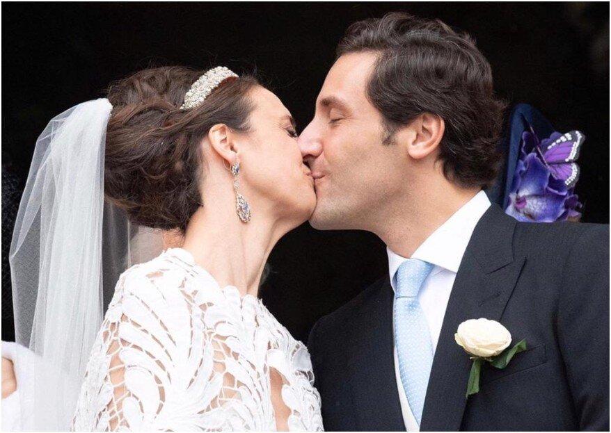 Un mariage royale pour les descendants de Napoléon Bonaparte et Marie-Louise d'Autriche