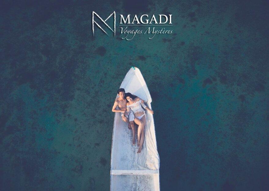 MAGADI - Voyages Mystères : et si vous découvriez le concept du voyage surprise ?