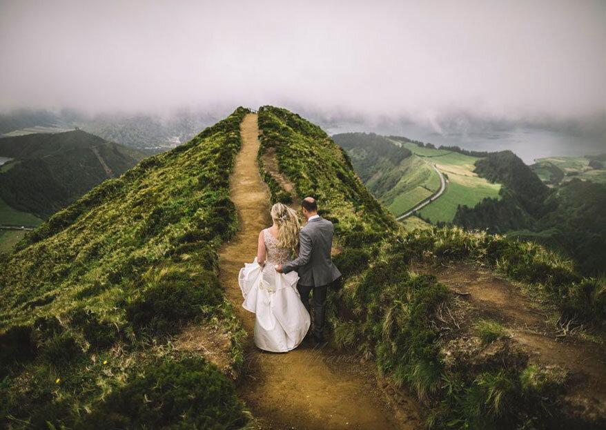 5 motivos para escolher a Ambiance Wedding Azores para a organização do seu casamento
