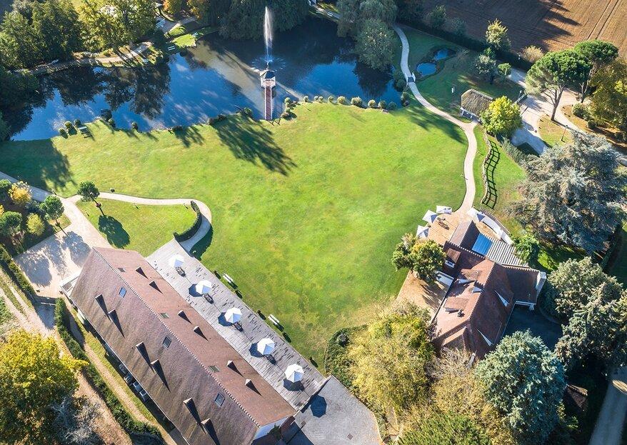 Le Domaine des Fontenelles : un oasis de verdure dans les Yvelines