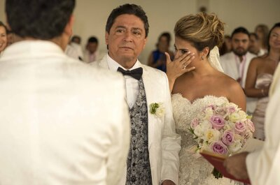 Los 8 momentos más emocionantes de una boda