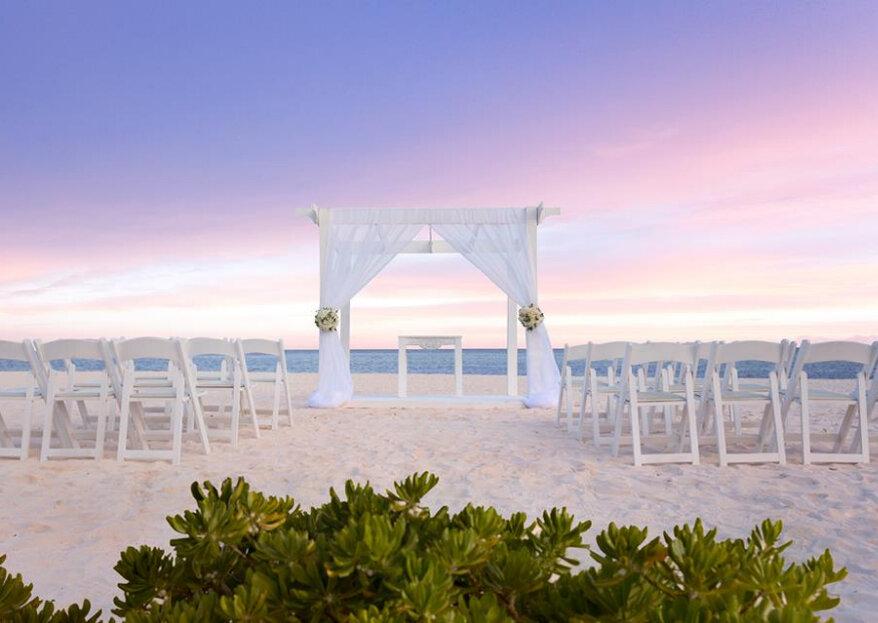Vivez un mariage et une lune de miel d'exception au Puntacana Resort & Club en République Dominicaine