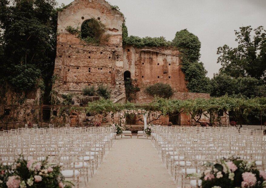 La magia de Finca La Concepción sigue intacta: exuberancia natural e historia para seguir enamorando en sus bodas