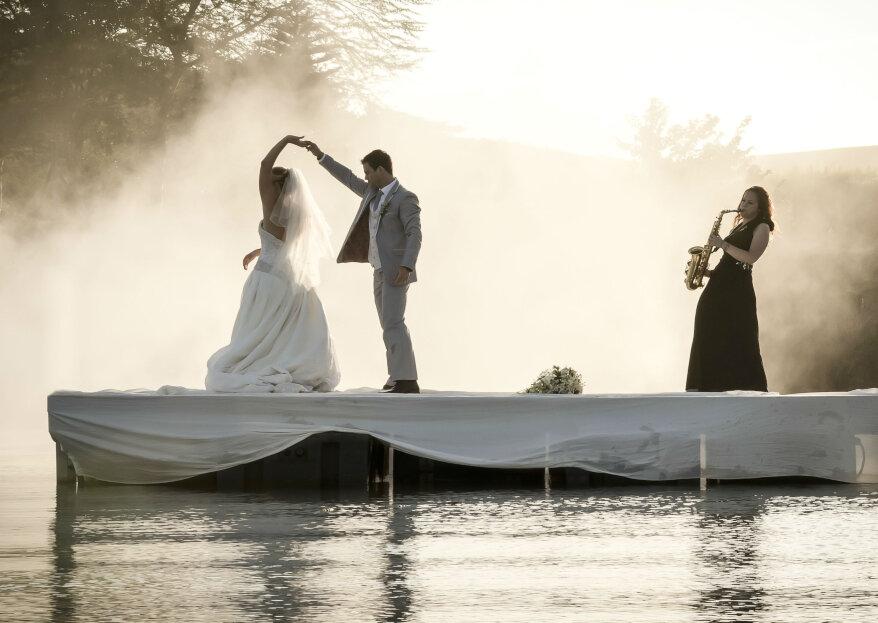 Música jazz para matrimonios: lo mejor de la música en vivo para tu boda