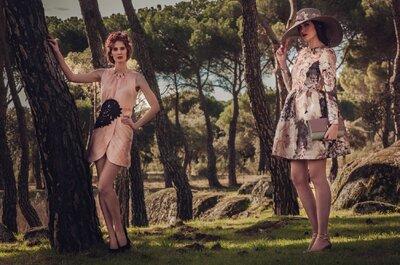 Collezione David Christian 2015 per l'invitata di nozze: glamour anche d'inverno