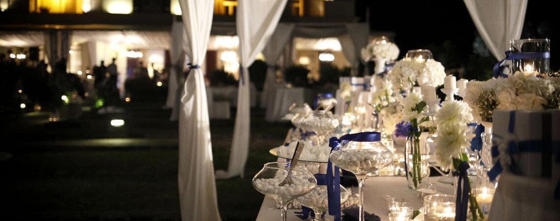 Rito, location e decorazioni: i 3 pilastri di un matrimonio TOP!