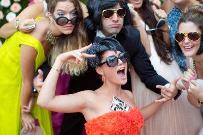 5 maneras efectivas para entretener a tus invitados en la boda: No necesitarás pista de baile