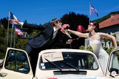 Les 7 clefs pour ne pas perdre ses nerfs les jours qui précèdent son mariage