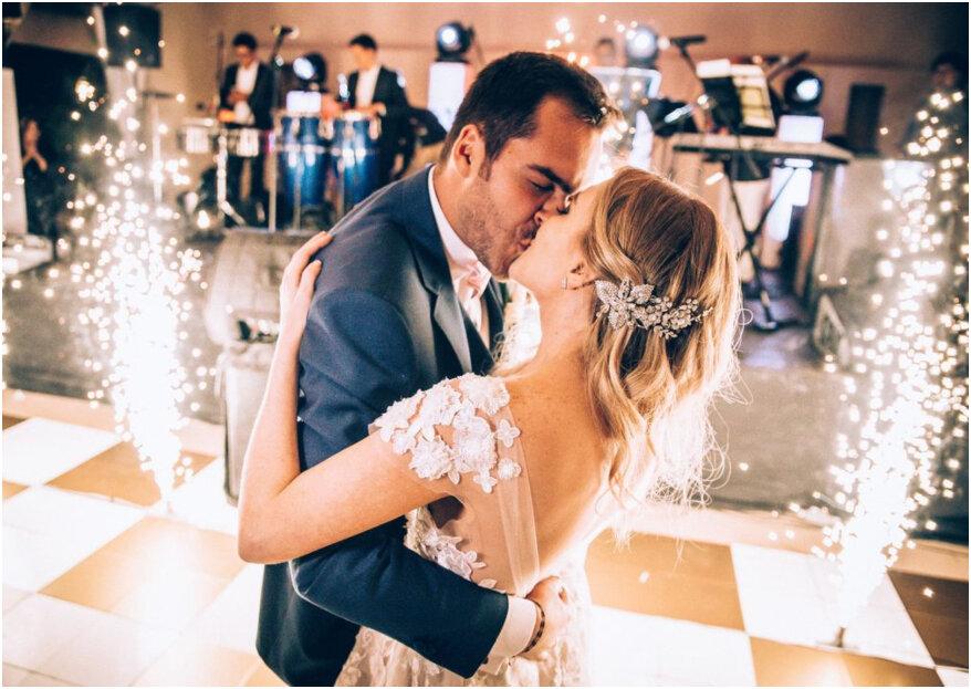 Tipos de aniversario de boda según su año: ¡oro, algodón y hasta madera!