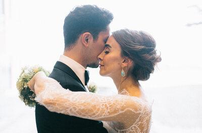Cihan & André - So farbenfroh war ihre Hochzeit in Hamburg!