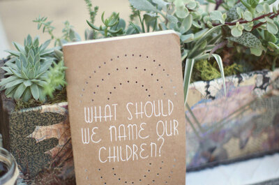 Decor Highlights: Wedding Guest Book Inspirations for 2015