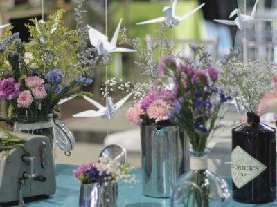 Expoboda Bucaramanga 2017: ¡Inspiración primaveral para tu boda!